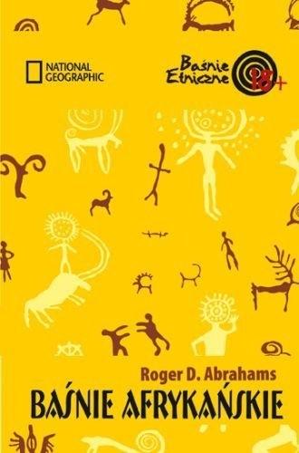Okładka książki Baśnie afrykańskie Roger D. Abrahams