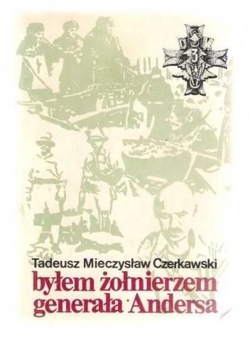 Okładka książki Byłem żołnierzem generała Andersa