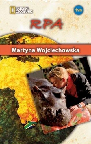 Okładka książki RPA Martyna Wojciechowska