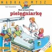 Okładka książki Mam przyjaciółkę pielęgniarkę Ralf Butschkow