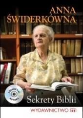 Okładka książki Sekrety Biblii Anna Świderkówna