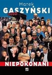 Okładka książki Niepokonani Marek Gaszyński