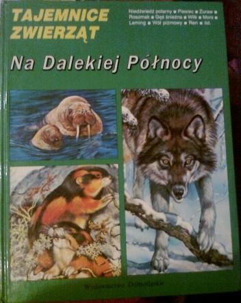 Okładka książki Na Dalekiej Północy Michel Cuisin