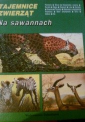 Okładka książki Na sawannach