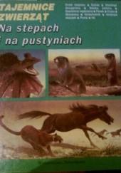 Okładka książki Na stepach i na pustyniach
