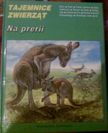 Okładka książki Na prerii Daniel Alibert-Kouraguine