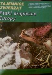 Okładka książki Ptaki drapieżne Europy