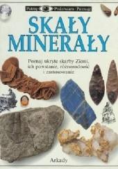 Okładka książki Skały, minerały