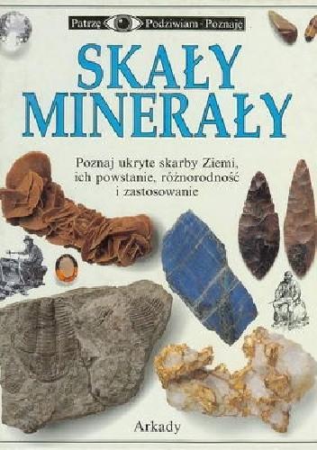 Okładka książki Skały, minerały R. F. Symes