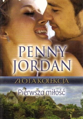 Okładka książki Pierwsza miłość Penny Jordan