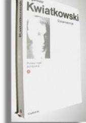 Okładka książki Dysproporcje Eugeniusz Kwiatkowski