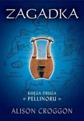 Okładka książki Zagadka Alison Croggon