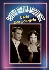 Okładka książki Czeki bez pokrycia Tadeusz Dołęga-Mostowicz