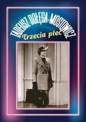 Okładka książki Trzecia płeć Tadeusz Dołęga-Mostowicz
