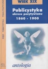 Okładka książki Publicystyka okresu pozytywizmu 1860-1900: antologia praca zbiorowa,Stanisław Fita