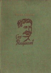 Okładka książki Nowele wybrane Guy de Maupassant