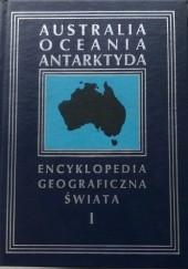 Okładka książki Australia, Oceania, Antarktyda praca zbiorowa