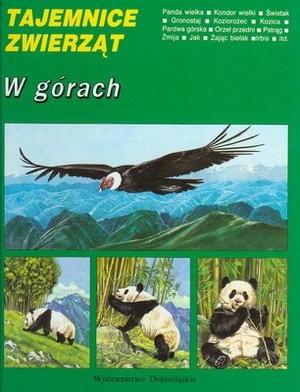 Okładka książki W górach Michel Cuisin