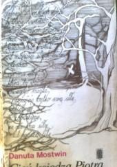 Okładka książki Cień księdza Piotra Danuta Mostwin