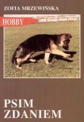 Okładka książki Psim zdaniem Zofia Mrzewińska