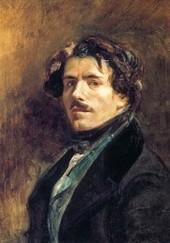 Okładka książki Dzienniki 1822-1853 Eugène Delacroix