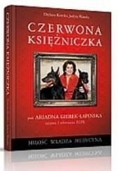 Okładka książki Czerwona księżniczka Dariusz Kortko,Judyta Watoła