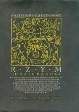 Okładka książki Rzym : ludzie baroku