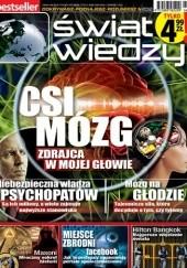 Okładka książki Świat Wiedzy (6/2012) Redakcja pisma Świat Wiedzy