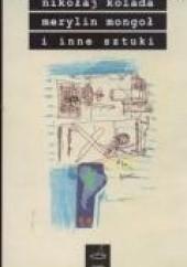Okładka książki Merylin Mongoł i inne sztuki