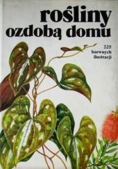 Okładka książki Rośliny ozdobą domu Jiří Haager