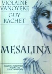 Okładka książki Mesalina Guy Rachet,Violane Vanoyeke