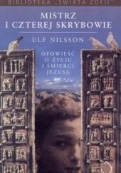 Okładka książki Mistrz i czterej skrybowie Ulf Nilsson