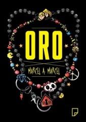 Okładka książki Oro Danuta (Dana) Łukasińska,Olga Sawicka