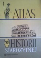 Okładka książki Atlas historii starożytnej Ludwik Piotrowicz