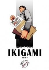 Okładka książki Ikigami #7 Motorō Mase