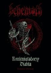 Okładka książki Behemoth - Konkwistadorzy Diabła Łukasz Dunaj