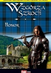 Okładka książki Honor Hannah Howell