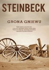 Okładka książki Grona gniewu John Steinbeck
