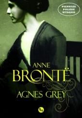 Okładka książki Agnes Grey Anne Brontë