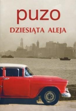 Okładka książki Dziesiąta Aleja Mario Puzo