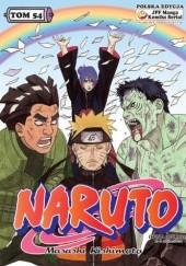 Okładka książki Naruto tom 54 - Na rzecz pokoju