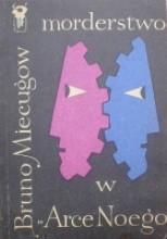 Okładka książki Morderstwo w
