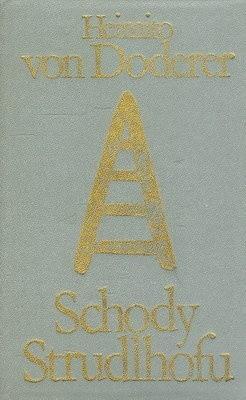 Okładka książki Schody Strudlhofu albo Melzer i głębia lat. Tom 1. Część 1 i 2 Heimito von Doderer