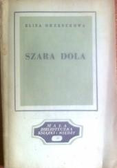 Okładka książki Szara Dola