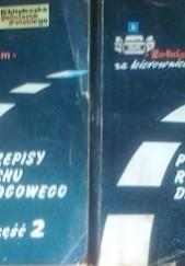 Okładka książki Przepisy ruchu drogowego Henryk Próchniewicz