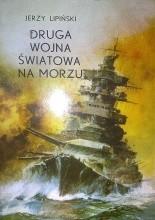 Okładka książki Druga wojna światowa na morzu