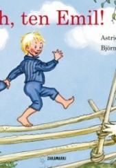 Okładka książki Ach, ten Emil Astrid Lindgren