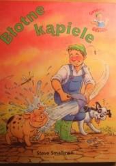 Okładka książki Błotne kąpiele Gaby Goldsack