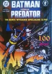 Okładka książki Batman versus Predator Dave Gibbons,Andy Kubert,Adam Kubert