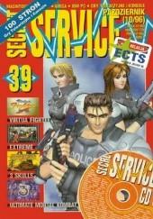 Okładka książki Secret Service 39 (październik 1996) Redakcja Miesięcznika Secret Service,Marcin Przasnyski,Waldemar Nowak